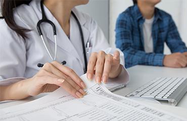 medico seguridad y salud